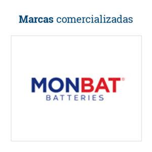 Marca Baterias Monbat